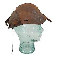 Circa 1915 German Gaede Helmet