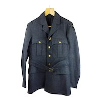Original WW2 1942 Dated RAF Royal Air Force Pilots Battledress Jacket