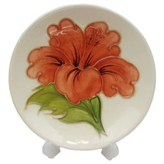 Moorcroft Magnolia Pattern Pin Dish #1