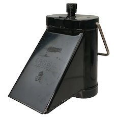 1944 Air Raid Precautions A.R.P. Lantern