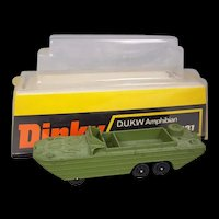 Dinky Toys No. 681 D.U.K.W Amphibian, Boxed 1972-77