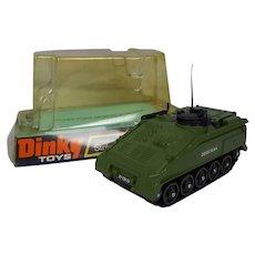Dinky Toys No.691 Striker Anti-Tank Vehicle, Boxed, Bubble Top