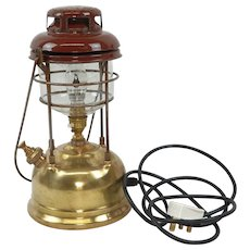 Electrified Tilly Lamp