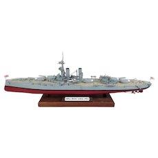Large Wooden Model of HMS Iron Duke