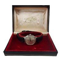Longines Flagship 6922 Wrist Watch c1970's