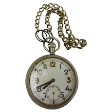 WW2 GSTP Pocket Watch