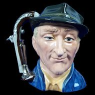 Royal Doulton Character Jug 'The Antique Dealer' No. D6807- Large #1