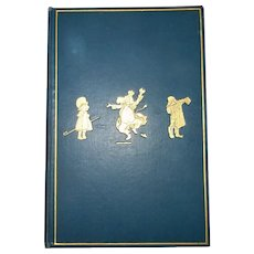 """When We Were Very Young"" by A.A. Milne & E.H. Shepard 10th Edition 1925"