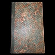 1869/1871 Mercantile Private Log/Journal Of The Barque Eleanor