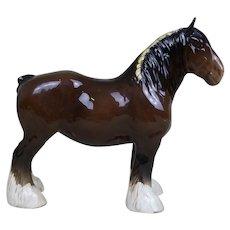"Beswick ""Shire horse"" Figurine"