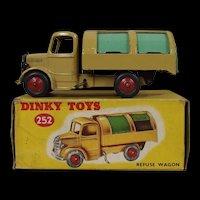 Dinky 252 Refuse Wagon
