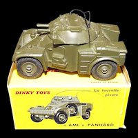 French Dinky Toys 814 'AML' Panhard Made in France #1