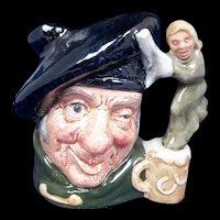 Royal Doulton Small Character Jug Of Tam O'Shanter by Max Henk