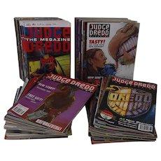 Judge Dredd - The Megazine Collection (No.1-No.20, No.1-No.78)