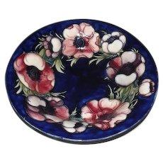 Moorcroft 'Anemone' Shallow Bowl 1928-49 Pattern