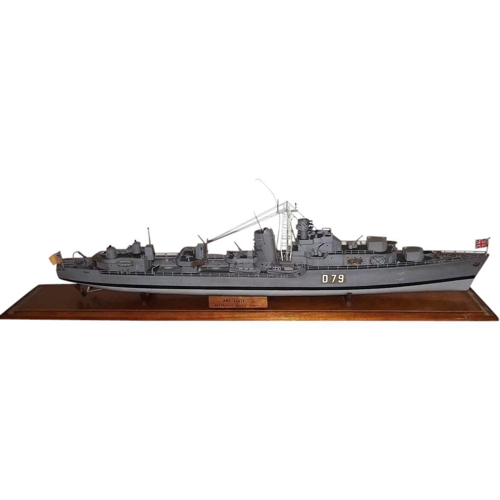 navis neptun 1 1250 hms victorious 1940 rigged and cased spider navy