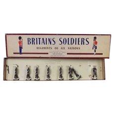 Britains ROAN Set 2021 - U.S. Army Military Police (circa 1948-1960)