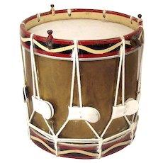 Post 1953 Coldstream Guards Practice Side Drum