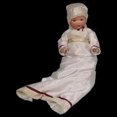 c1900 German Armand Marseille Bisque 'My Dream Baby' Doll 351/7.K.