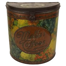 Van Melle Shop Toffee Sweet Tin – Birmingham circa 1905–10