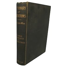 The Dictionary of Quotations By The Rev James Wood 1893