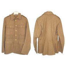 Post-WW1 Original Other Ranks British Army Field Tunic