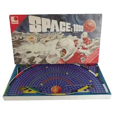 Space 1999 Board Game By Omnia Circa 1974