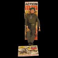 Circa 1973 Action Man Soldier Boxed