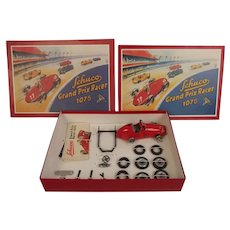 Schuco Grand Prix Racer #1075 - Reproduction Clockwork Grand Prix Racer Set