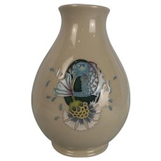 Moorcroft Bursting Bubbles Baluster Vase