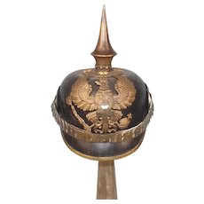 M1891 Prussian Reserve Officers Pickelhaube