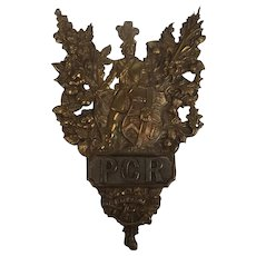 Ancient Order Of Foresters Badge