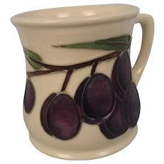 Moorcroft Floral Grape Pattern Mug #1
