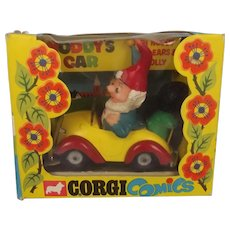 Corgi Comics 801 – Noddy's Car
