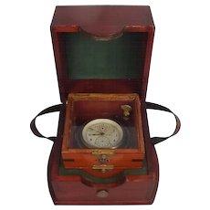 Russian 2 Day Chronometer U.M. Kupoba Ships Clock