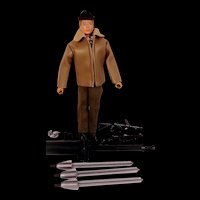 1964 Palitoy Flock Hair Action Man & Various Extras