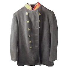 Late 19th Century East Elveden Fire Brigade Tunic