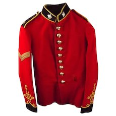 20th Century Royal Dragoon Guards 1881 Pattern Uniform