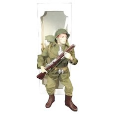 Vintage Original Palitoy Action Man Combat Soldier