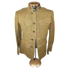 1917 Pattern US Winter Service Coat