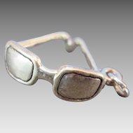 Sterling Silver Charm Eyeglass or Sunglasses Theme