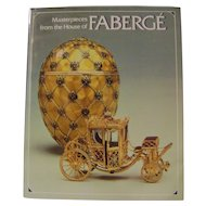 Masterpieces From The House of Faberge