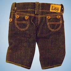 Vintage Lee Jeans for a Buddy Lee Doll