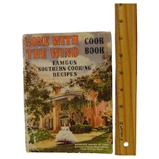"Vintage ""Gone With the Wind"" Cook Booklet"