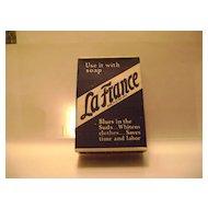 Vintage La France Laundry Bluing Sample Pack