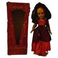 Vintage Rita Hayworth as Carmen Doll