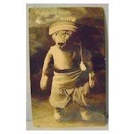 Teddy Bear Post Card