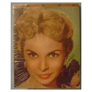 Vintage Janet Leigh Tablet