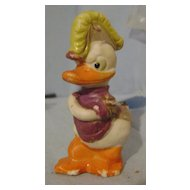 Vintage Bisque Donald Duck Admiral