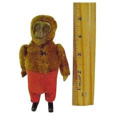 Vintage Schuco Windup Monkey